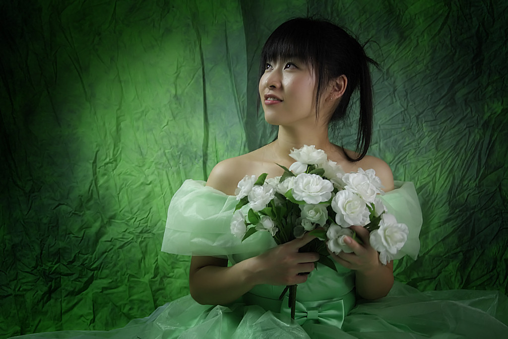 Princess of Green